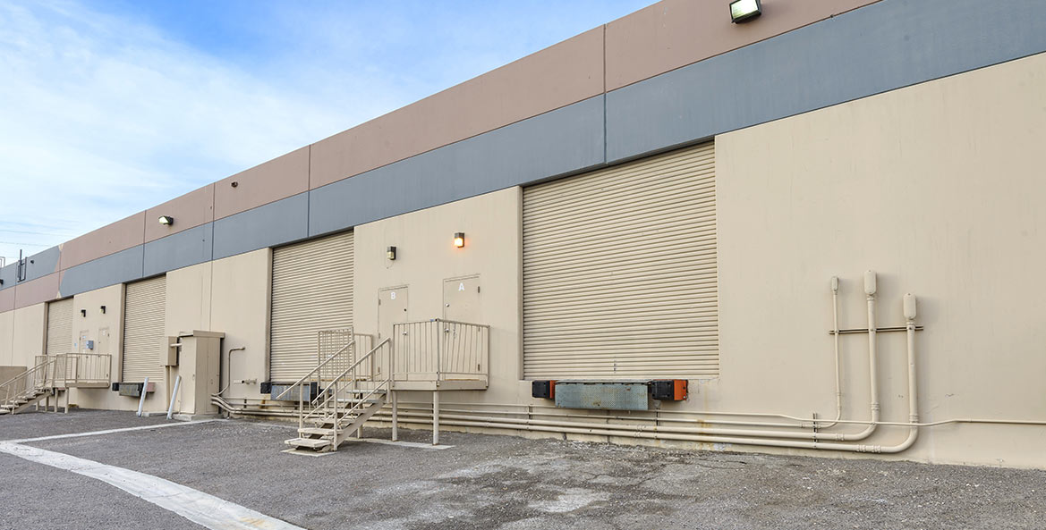 commercial garage door Gardena